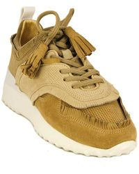 Tod's Tod?s Sport Suede Trainer - Multicolour