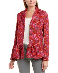 Lela Rose Jacket - Pink