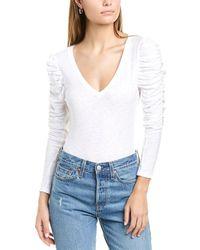 Nation Ltd Kristen Sweater - White