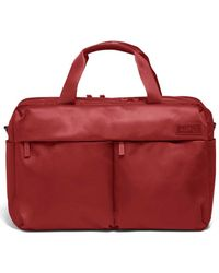 Lipault City Plume 24h Bag - Red