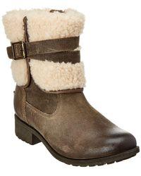 6253b7434ee Blayre Iii Waterproof Leather Boot - Brown