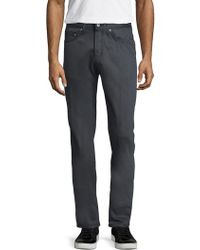 Naked & Famous - Weird Guy Cotton Slim Fit Jeans - Lyst