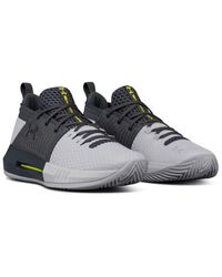 Under Armour ? Drive 4 Low Sneaker - Gray