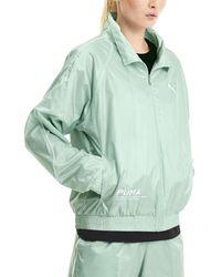 PUMA Evide Jacket - Green