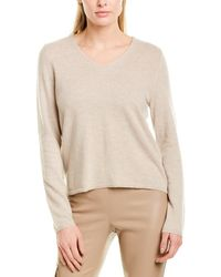 Max & Moi Wool & Cashmere-blend Sweater - Brown