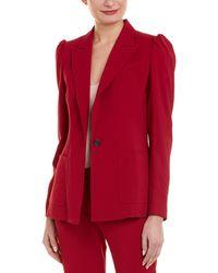 A.L.C. Wynton Jacket - Red