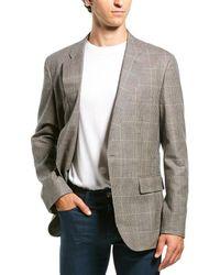 J.Crew Ludlow Slim Fit Wool-blend Sport Coat - Brown