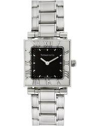 Heritage Tiffany & Co. Tiffany & Co. 1990s Women's Atlas Watch - Metallic