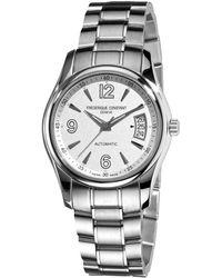 Frederique Constant Men's Junior Watch - Metallic