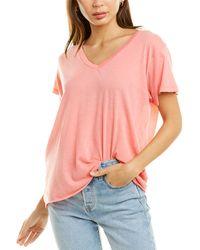 Wildfox Romeo T-shirt - Pink