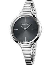 Calvin Klein Watch Lively - Metallic