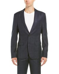 Aspetto - 2pc Suit With Flat Pant - Lyst