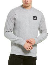 adidas Mhs Sweatshirt - Gray