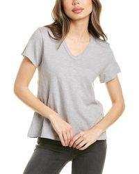 Wilt V-neck Shirt - Grey