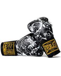 Everlast The Art Of Boxing Capsule Gloves - Black