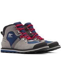 Sorel Men's Madson Leather Hiker Boot - Multicolor