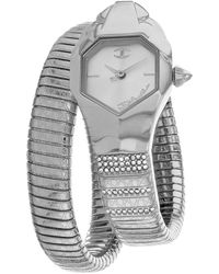 Just Cavalli Glam Snake Watch - Multicolor