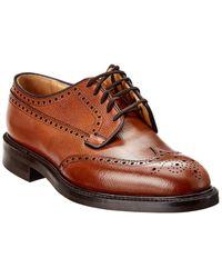 Church's Grafton Leather Oxford - Brown