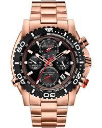 Bulova Men's Watch Collection Watch - Multicolour