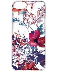 Karen Millen Floral Iphone 6+ Case - Multicolour
