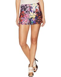 Clover Canyon   Bright Blooms Shorts   Lyst