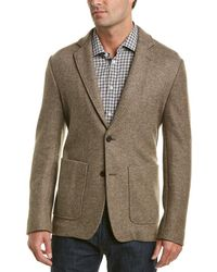Billy Reid Dylan Wool-blend Sportcoat