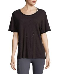 Koral Activewear - Essential S/s T-shirt - Lyst