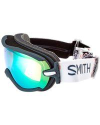 Smith - Women's Virtue Chromapop Photochromic Ski Goggle - Lyst