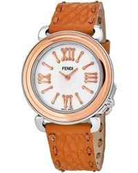 Fendi Women's Selleria Watch - Multicolour