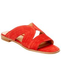 Joie - Paetyn Suede Sandals - Lyst