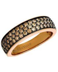 Le Vian ? 14k Strawberry Gold 0.94 Ct. Tw. Diamond Ombre Ring - Metallic