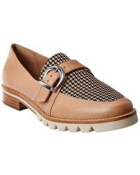 Bernardo Octavia Leather Loafer - Multicolor