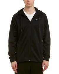 Nike Therma Fleece Jacket - Black