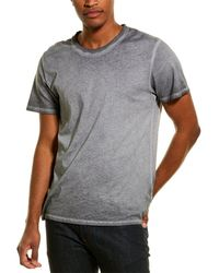 Zadig & Voltaire Ted Inside Out T-shirt - Grey
