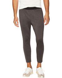 Theory Hifi Shift Pants - Grey