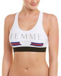 Chrldr Femme Sports Bra - Multicolour