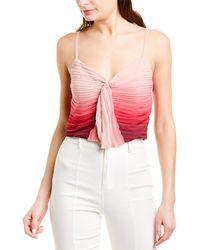 Ramy Brook Tatiana Top - Pink
