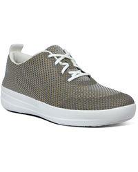 Fitflop Vanita F Sporty Sneaker - Gray