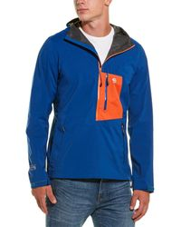 Mountain Hardwear Exposure/ 2 Gore-tex Paclite Stretch Pullover - Blue