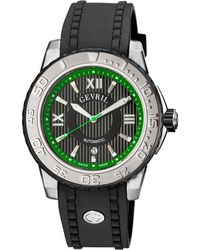 Gevril Watches - Seacloud Stainless Steel Watch, 44mm - Lyst