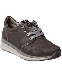 Allrounder By Mephisto Kyra Suede Sneaker - Multicolour