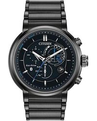 Citizen Men's Stainless Steel Watch - Multicolour