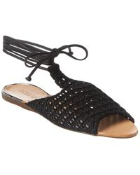 Schutz Olicia Sandal - Black