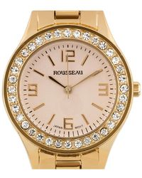Rousseau Women's Rene Ii Watch - Metallic