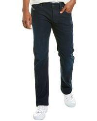 DIESEL Larkee Blue Regular Straight Leg Jean
