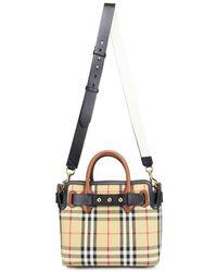 Burberry The Mini Vintage Stud Belt Bag - Multicolor