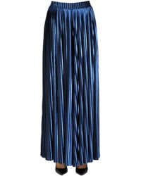 5preview - Pleated Culottes - Lyst