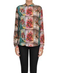Stella McCartney Printed Silk Shirt - Multicolor