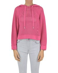 Pinko - Otterhound Sweatshirt - Lyst