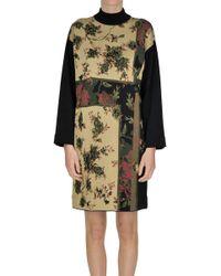 Antonio Marras - Knitted Dress - Lyst